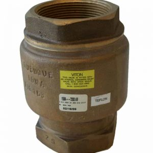 Union Check Valves