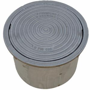 Dispenser Pedestals and Manholes