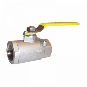 76 Series CF8M Stainless Steel Ball Valve