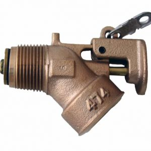 Ag Tank Emergency Valves